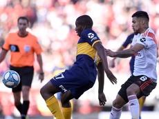 Así será la nueva Liga Profesional en Argentina. EFE