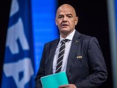 Los sorteos de las eliminatorias de Sudamérica y África ya tienen fecha. EFE/ Christophe Petit Tesso