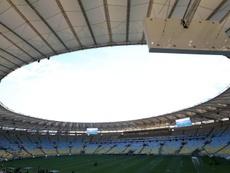 Vasco muda partida contra a Chapecoense para o Maracanã. EFE/Marcelo Sayão/Archivo