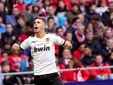 Gabriel Paulista veut joueur pour l'Espagne. EFE/Juanjo Martín