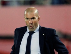 Le Real de Zidane a perdu à Majorque. EFE