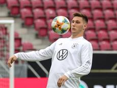 Süle rompeu os ligamentos e será desfalque. EFE/ Armando Babani/Archivo