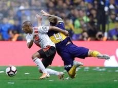 Boca y River ya conocen a sus rivales. EFE
