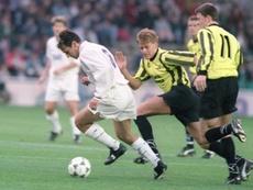 Quand Odense éliminait le Real Madrid en Coupe d'Europe. Efe/ Alberto Martín/Archivo