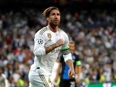 Sergio Ramos contó la experiencia de ganar la 'Décima'. EFE