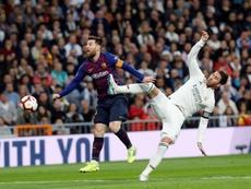 El Barça, el que más obtiene por derechos televisivos. EFE