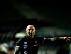Sampaoli podría desembarcar en Palmeiras. EFE
