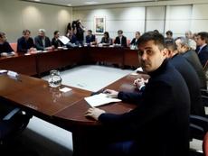 AFE insistió en su compromiso contra los amaños. EFE/Mariscal