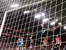 Espanyol y Athletic miden sus rachas. EFE/Luis Tejido