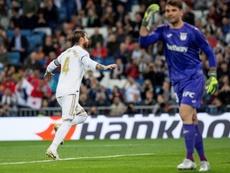 Ramos and Messi have both scored in 16 consecutive La Liga seasons. EFE