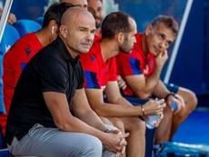 El Levante se enfrenta al Eibar. EFE