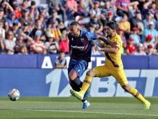Le Barça donne des nouvelles de Luis Suarez à travers un communiqué. EFE