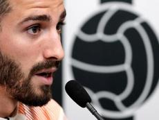 Gayà fue muy crítico con la actitud del Valencia en Mallorca. EFE