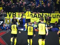Dortmund renverse l'Inter Milan. EFE