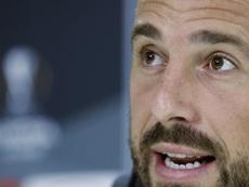Reina, close to signing for Aston Villa. EFE