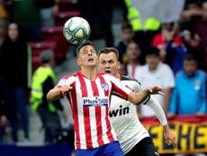 Santiago Arias podría regresar a la Liga Portuguesa. EFE