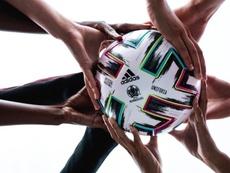 Le ballon officiel de l'EURO 2020 dévoilé. EFE