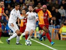 Babel est encore loin de prolonger avec le Galatasaray. EFE