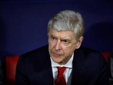 Wenger habló sobre su posible fichaje por el Bayern. EFE/ JuanJo Martin/Archivo