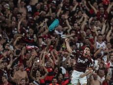 Vasco aguanta al líder en la locura de Maracaná. EFE/Antonio Lacerda/Archivo