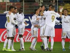 La trêve internationale sourit au Real Madrid. EFE