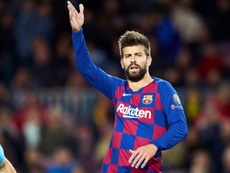 Pique responded to Ramos complaints over the fixture schedule. EFE