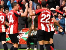 Athletic Bilbao have seen the least number of yellow cards in La Liga this season. EFE