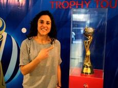 Vero Boquete es la mejor jugadora de la historia de España. EFE
