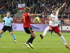 España Femenina ya sabe cuándo jugará la fase de clasificación a la Eurocopa. EFE