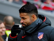 There will be no replacement for Diego Costa in the transfer market. EFE
