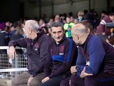 Valverde cambia el plan. EFE/ Marcial Guillén