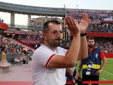 En el Granada no se imaginan la vida sin Diego. EFE