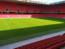 Albania inaugura su bonito estadio. EFE