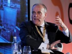 Javier Tebas fue quien denunció el caso en 2013. EFE