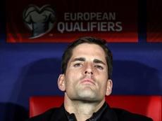 Robert Moreno tuvo una brusca salida de la Selección. EFE
