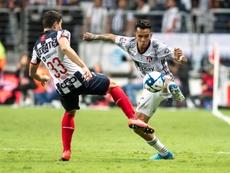 El Valladolid no se olvida de Stefan Medina (i). EFE