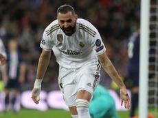 El Madrid estaría sopesando renovarle, el único pero es su edad. EFE