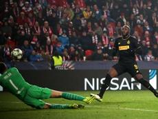 L'Inter Milan se régale malgré la VAR. EFE