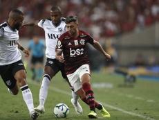 Datas Fifa tiram armadores do time do Flamengo.