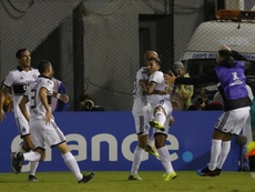 Olimpia exigió explicaciones a la Federación por las acusaciones de amaño. EFE/Andrés Cristaldo