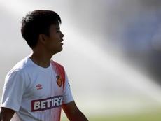 Grenade veut utiliser l'Europa League pour convaincre Takefuso Kubo