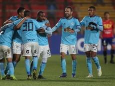Sporting Cristal quiere la cesión de Bulos. EFE