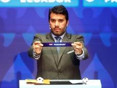 Nuevo formato y pilas cargadas para otra edición de la Copa América. EFE/Luis Eduardo Noriega