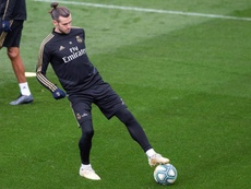 Bale baja un escalón a una semana del 'Clásico'. EFE/Rodrigo Jiménez/Archivo