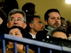 Luis Enrique estará en el Metropolitano, muy atento al Atleti-Liverpool. EFE/Archivo