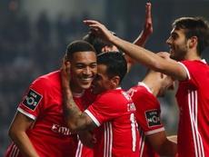 El Benfica apaga los ánimos en Lisboa. EFE