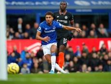 El Everton desarboló al Chelsea. EFE