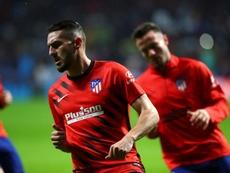 La Champions, una necesidad para el Atlético. EFE