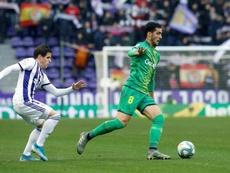 Mikel Merino habló sobre la llegada del Barça. EFE