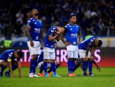 O Cruzeiro é rebaixado pela primeira vez. EFE